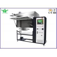 Cheap Insulated Flooring Radiant Panel Test Apparatus For Measuring Flame Spread for sale