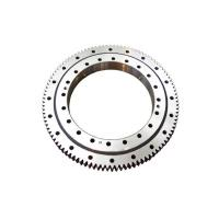 Cheap High Strength Helical Ring Gear / Alloy Steel Rotary Bearing , Casting Annealed Engineering for sale