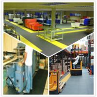 Cheap 3W Industrial Heavy Duty Flooring /Interlocking PVC garage flooring tiles flooring decking for sale