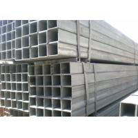 Cheap Square, Rectangle Q215, Q235 oiled / black color / galvanized Welded Steel Pipes / Pipe for sale