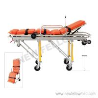 Cheap NF-A3-1(diameter 150mm wheel)China Emergency Ambulance Stretcher Cot for sale