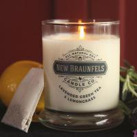 Cheap Glass Material Scented Jar Candle Luxury Soy Wax Candles Customized Fragrance for sale