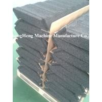 China Mould Pressing Roof Panel Roll Forming Machine For Coated Metal Roofing Tiles on sale