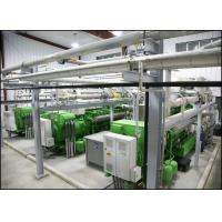 Cheap 500KW to 4MW Waste To Energy Power Plants , Landfill Gas Power Plants for sale
