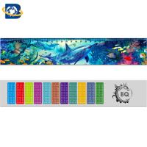 Quality Fantastic 3D Lenticular Printing Ruler 0.9mm PET+157g Paper Material wholesale