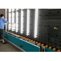 China IG Press Low E Double Glazing Glass Machine 3-15 Mm Thickness Easy Maintainace on sale
