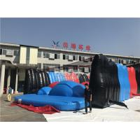 Cheap Barry Customized Attractive Giant Jump Around Inflatable 5K Obstacle Course Race Successful Case for sale