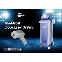 Cheap Professional Painless Permanent Comfortable Cooling Diode Laser Hair Removal Machine wholesale