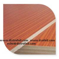 heat transfer film for wood