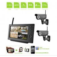 Cheap Wifi Two Camera Outdoor Video Surveillance Systems Cctv Surveillance Systems for sale