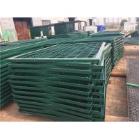 Cheap Strong / Durable Metal Mesh Fencing Angle Iron Fence For Guard Reservoir wholesale