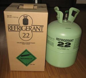 Freon gas R22