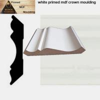 China Indoor decorative MDF crown mouldings / moldings on sale