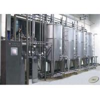 Cheap Turn Key Complete 10TPD Coconut Milk And Water Processing Plant For Fresh Milk , Milk Powder wholesale