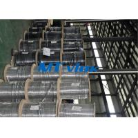 Cheap Seamless ASTM A269 TP316L / 304L stainless steel coil tube ISO 9001 & PED & AD2000 for sale