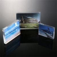 China Magnetic Clear Acrylic Photo/Picture Frame Perspex Picture Holder on sale