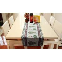 China Jacquard table cloth for upholstery on sale