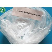 Buy cheap CAS 58-18-4 Testosterone Anabolic Steroid 17-Methyl testosterone for Bodybuildin from wholesalers