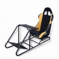 Cheap Play Seat Station with Black Powder Coating, Various Colors are Available for sale