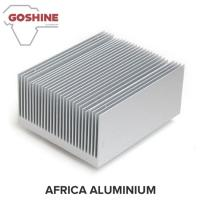 Cheap heat sink aluminium profile for industry, china aluminum heat sink for light for sale