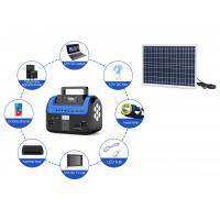 Cheap Home Lighting Payg Solar System  Battery Reversed Connection Protection for sale