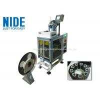 Buy cheap Full automatic BLDC electric motor stator Paper Inserting machine  for sale from wholesalers