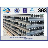 Cheap UIC860  Standard Steel Rail UIC50 UIC54 UIC60 with 900A at 12m for sale