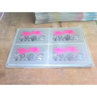 Cheap OK3D Lenticular plastic soft printing picture flexible 3d flip zoom morph motion animation lenticular printing service for sale