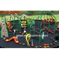 Cheap CE European Standard Outdoor Kids Climbing Equipment For Amusement Park for sale