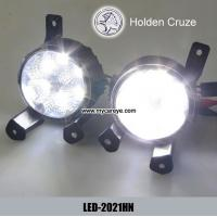 Cheap Holden Cruze DRL LED daylight driving Lights car fog light aftermarket for sale