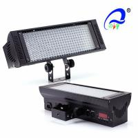 China 10mm RGB 4 DMX512 LED Strobe Light Bar 60 Hz 2A 20W Emergency Strobe Lights on sale