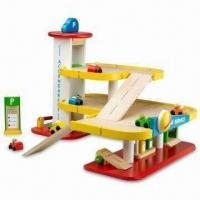 China Acorn Garage for Game, Made of Wood on sale