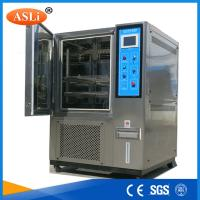 Cheap 80L -1000 L Environmental Test Equipment / High Low Temperature Cycle Test Chamber For Aging Test wholesale