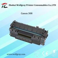 Cheap Compatible for Canon 308 toner cartridge for sale