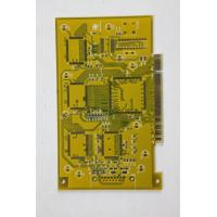 Cheap 4 Layers PCB Immersion Gold BGA Impedance PCB Multi-Layer PCB/PCBA Design and Reverse Engineering Services for sale