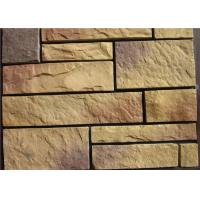 Cheap Light Texture Colorful Faux Artificial Wall Stone With Rich Original Flavor wholesale