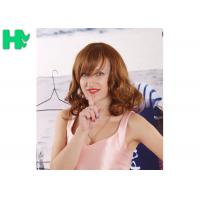 Cheap Private Label Heat Resistant Synthetic Hair Wigs With Customization for sale