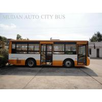 Quality Indirect Drive Electric Minibus High End Tourist Travel Coach Buses 250Km wholesale
