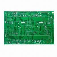 Buy cheap Double-sided Power Board, OSP Surface Treatment, 1.6mm Board Thickness from wholesalers