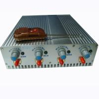 Cheap High Frequency Adjustable Prison Jammer 3G With Remote Control 1-20m for sale