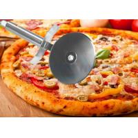 Cheap Cake And Pizza Cheese Wheel Pizza Knife Cutter / Stainless Steel Kitchen Tools wholesale