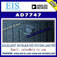 China AD7747 - AD (Analog Devices) - 24-Bit Capacitance-to-Digital Converter with Temperature Se on sale