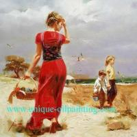 Cheap oil painting, impressionism oil painting, 100% handmade oil painting for sale