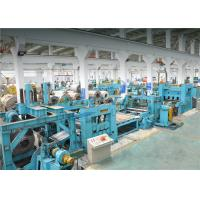 Cheap 12×2200 Steel Coil Automatic Cut To Length Machines Simple Reliable Operation for sale