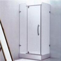 China Shower Enclosure/Room/Cabin with 8mm Toughened Glass and Acrylic Tray on sale