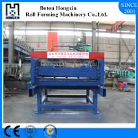 Cheap Multi Function Wall Panel Roll Forming Machine 0.3 - 0.8mm Plate Thickness wholesale
