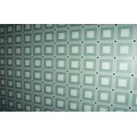Cheap Architectural Colored Silk Screen Printed Glass Sheets With Pattern CCC for sale