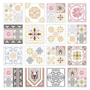 Cheap Fashion Standard Glazed Ceramic Tile For Bathroom Floor Polished 200x200 for sale