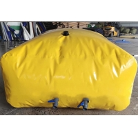 Buy cheap 50m3 PVC Tarpaulin Collapsible Water Bladder For Agriculture from wholesalers