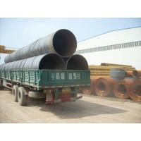SSAW steel pipe API 5L